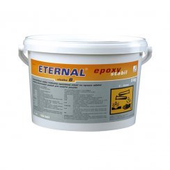 ETERNAL epoxy stabil 10kg šedá 04